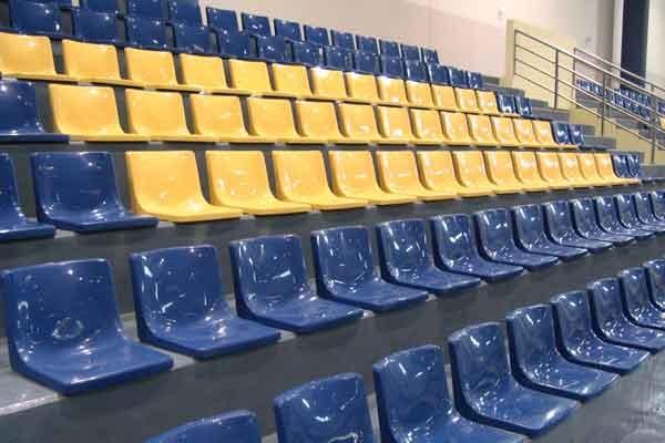 ghế nhà thi đấu thể thao